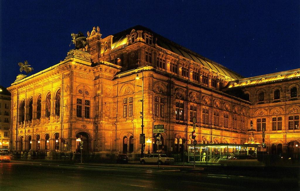 Staatsoper en Viena