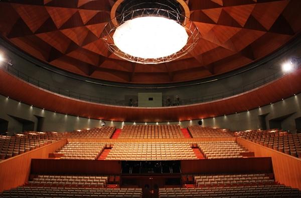 Teatro de la Maestranza en Sevilla