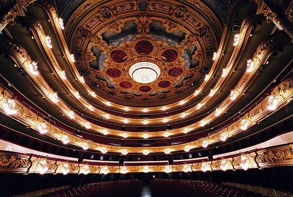 Teatro del Liceo de Barcelona