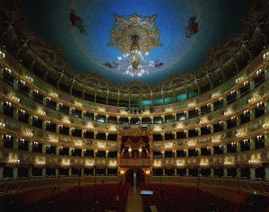 Teatro la Fenice, Venecia