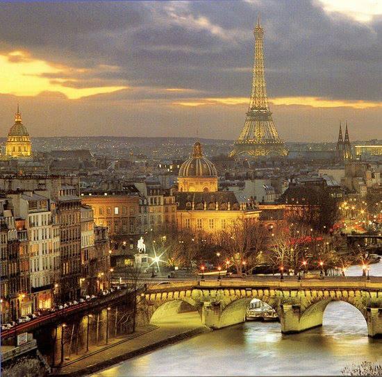 Paris viaje Opera