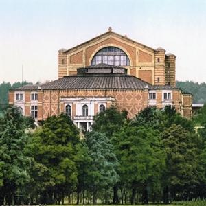Festspielhaus Bayreuth Festival viajes iopera