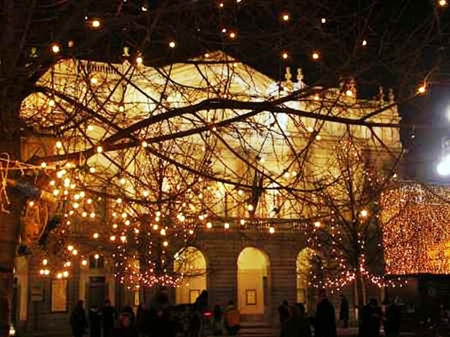 Teatro alla Scala en Navidad