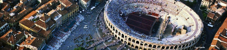 Arena de Verona 2014  panorámica