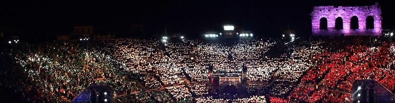 Viaje Arena de Verona 2014