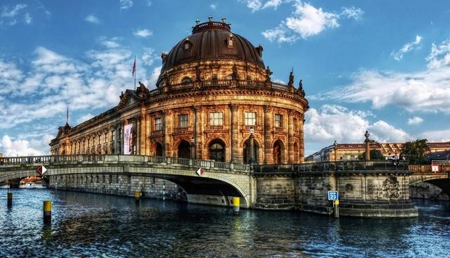 Isla de los Museos Berlin