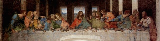 Leonardo da Vinci Última cena