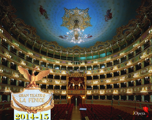 fenice Venezia 2015 iopera