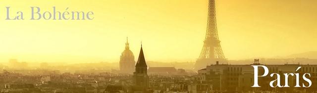 Paris viaje fin de año iopera la boheme