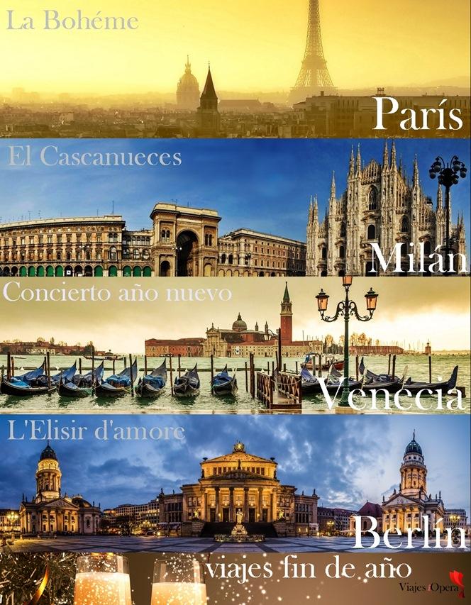 fin de año 2015  viajes de ópera