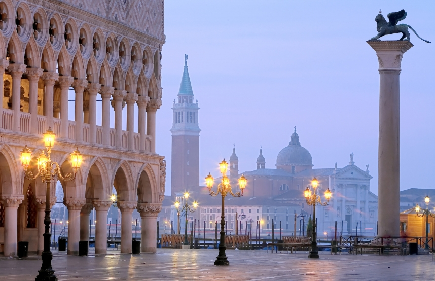 san marco viaje a Venecia