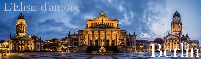viaje fin de año Berlín iopera elisir
