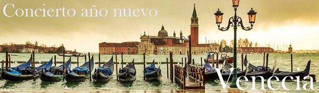 viaje venecia fin de año iopera concierto