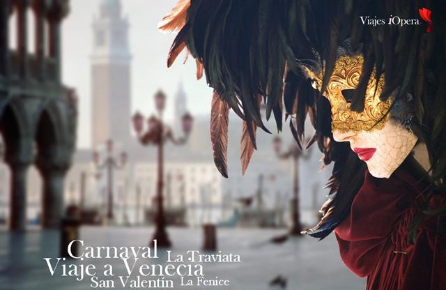 Viaje Carnaval 2015 Venecia Traviata Fenice iopera