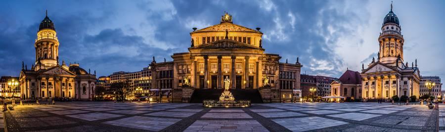 Viaje de fin de año en Berlín ópera