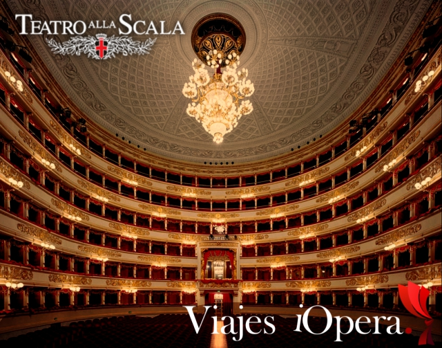 el teatro de La Scala de milán viajesopera iopera