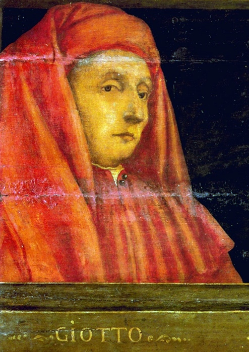 Giotto exposición Milán