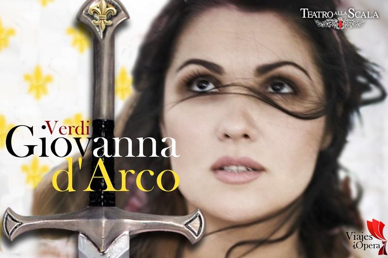 viaje a milan verdi netrebko Giovanna d'Arco Scala Anna