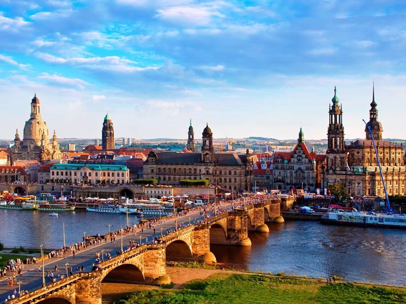 Dresden viaje fin de año