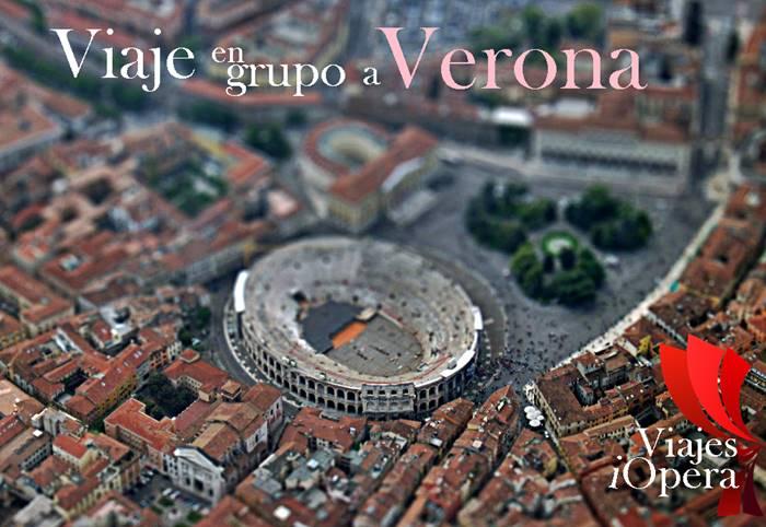 Verona arena viaje en grupo a verona ópera traviata carmen