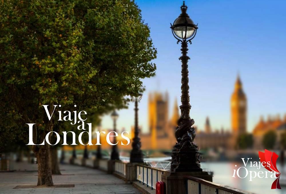 Viaje a Londres, Lucia di Lammermoor, Mesías participativo y compras