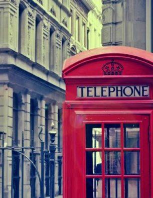 Viaje a Londres, Mesías participativo, Simon Boccanegra y compras