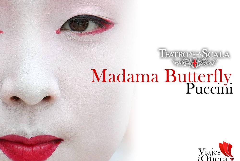 Viaje Scala Milán Madama Butterfly de Giacomo Puccini
