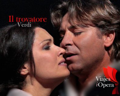 Viaje a Viena, Il trovatore de Verdi con Netrebko y Alagna