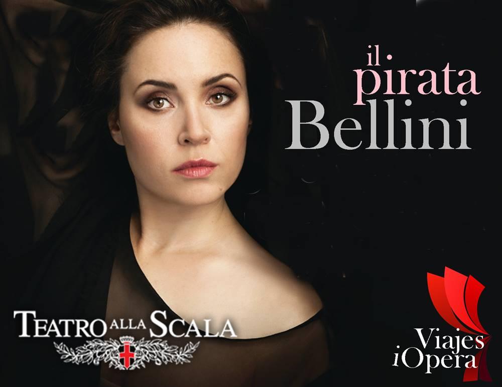 Viaje Scala Milán para ver Il pirata de Bellini