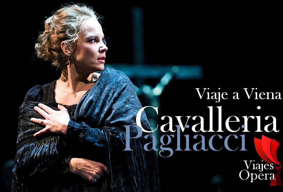 Viaje a Viena Cavalleria rusticana y Pagliacci con Garança marzo 2019