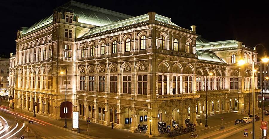 WIENER STAATSOPER Ópera de Viena