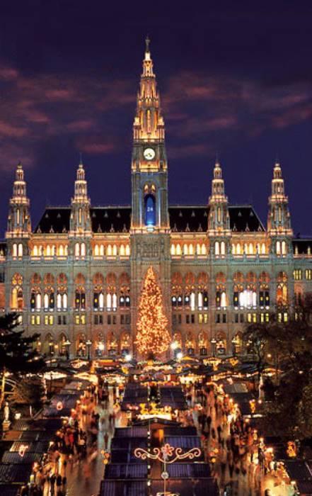 Mercado de Navidad en Viena Viaje fin de año en Viena 9ª de Beethoven
