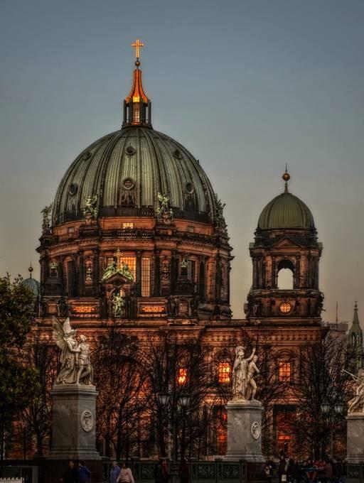 Viaje de fin de año en Berlín ópera iopera