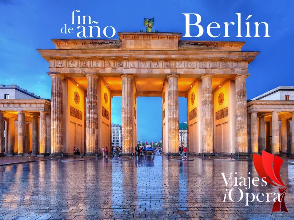 Viaje de fin de año en Berlín