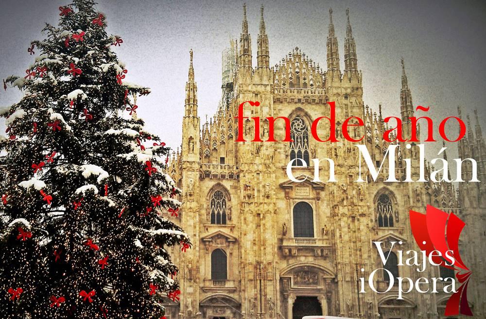 Viaje fin de año en Milán, ballet en la Scala y 9ª de Beethoven