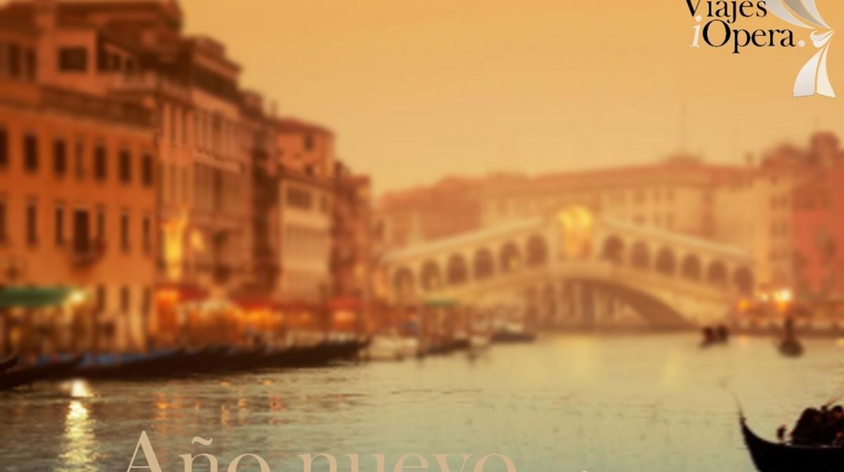 año nuevo Venezia concierto