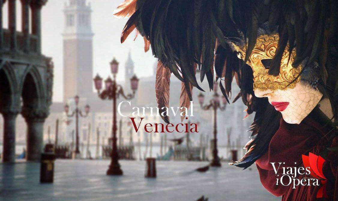 Viaje Carnaval en Venecia