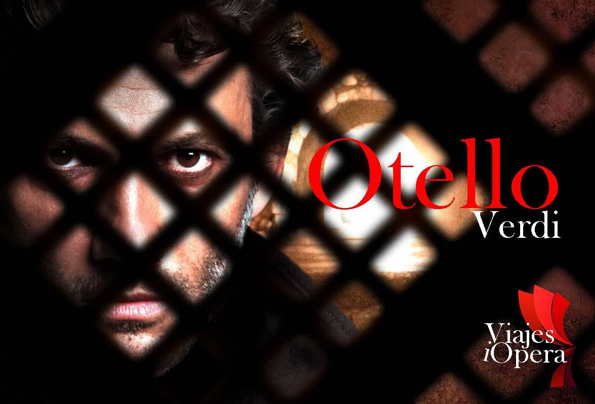 Viaje a Múnich. Jonas Kaufmann como Otello